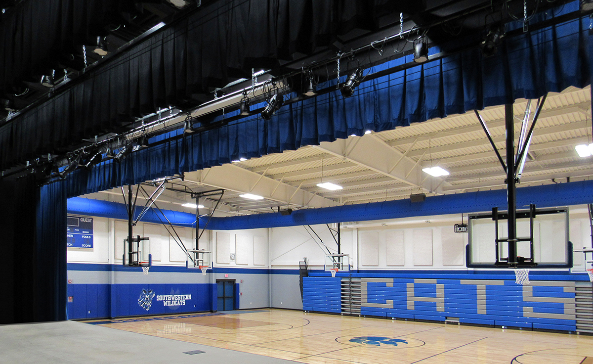 Southwestern New Gym